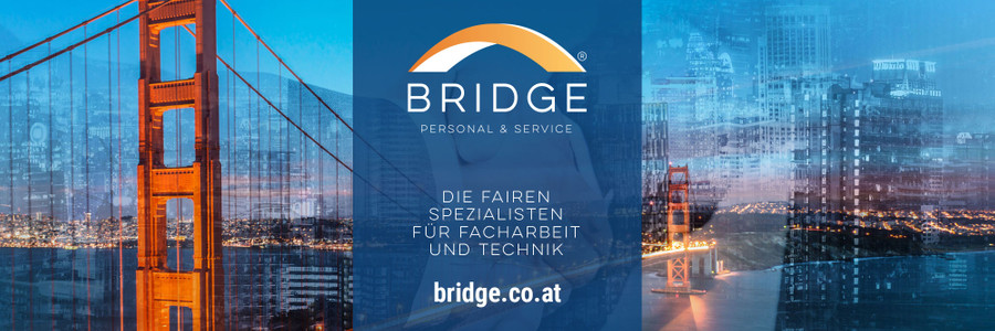 Vollzeit bei BRIDGE PERSONAL & SERVICE GmbH & Co KG