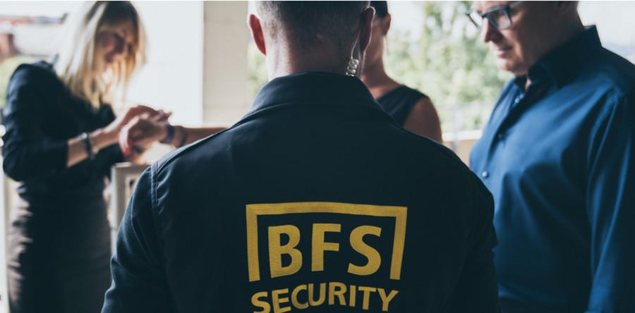 Vollzeit bei BFS Securitysolutions GmbH