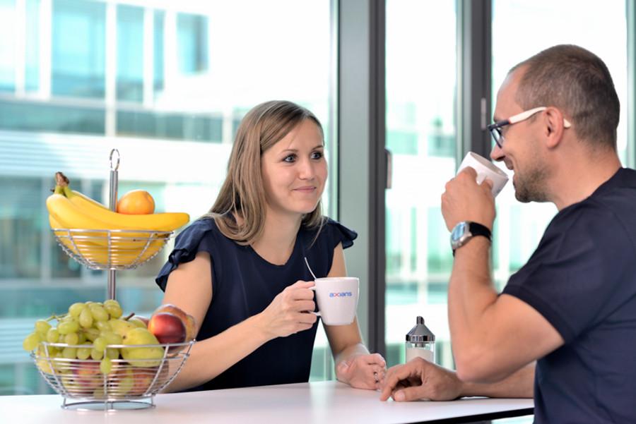 Vollzeit bei Axians ICT Austria GmbH