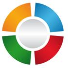 Logo Virtual Vehicle Research GmbH. Virtual Vehicle Research GmbH sucht ULG Fortbildung Religionslehrer (APS) Studierende und Absolvent*innen