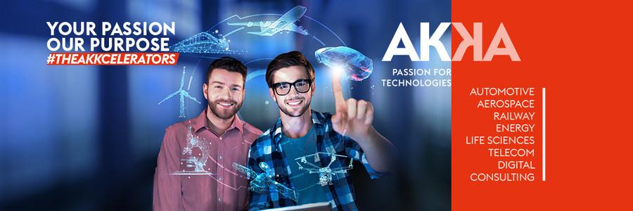 Vollzeit, Teilzeit bei AKKA Technologies GmbH