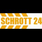 Logo Schrott24 GmbH. Schrott24 GmbH sucht ULG zur Weiterbildung MSc Integrales Gebäude-/Energiemgmt. Studierende und Absolvent*innen