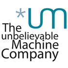 The unbelievable Machine Company Logo